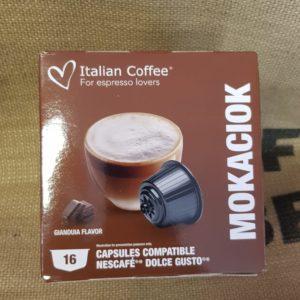 nescafè dolce gusto italian coffee mokaciok