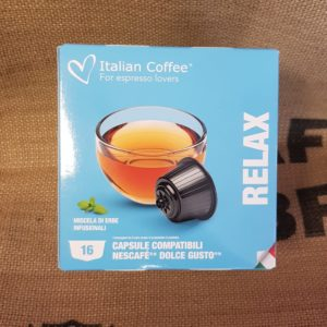 nescafè dolce gusto italian coffee relax