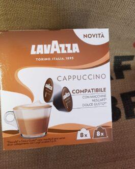 Capsula Dolce Gusto Lavazza Cappuccino 16 Pz