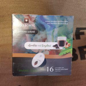 nescafè dolce gusto lollo caffè chocolat hazelnut