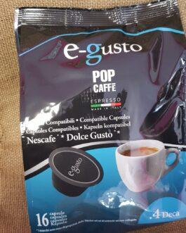 Capsula Dolce Gusto POP Caffè Deka da 16 a 90 Pz