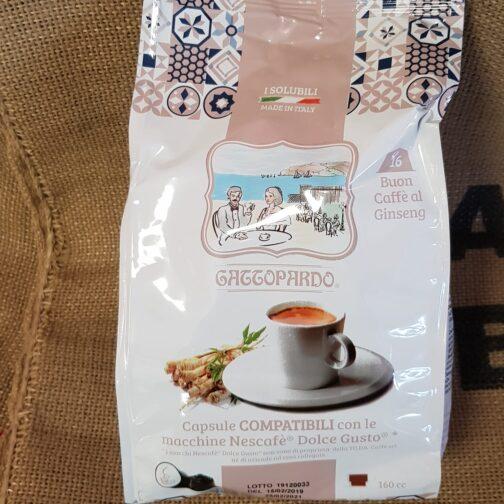 nescafè dolce gusto caffe al ginseng