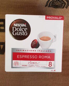 Capsula Nescafè Dolce Gusto Espresso Roma 16 Pz