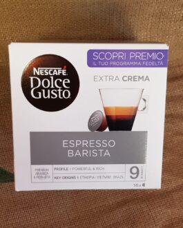 Capsula Nescafè Dolce Gusto Espresso Barista Extra Crema 16 Pz