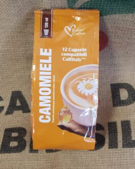 Caffitaly Italian Coffee Camomiele 12 Pz