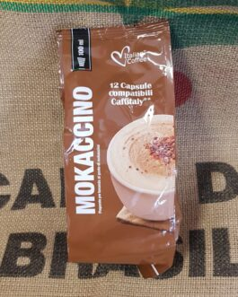 Caffitaly Italian Coffee Mokaccino 12 Pz