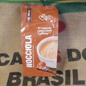 caffitaly italian coffee nocciola