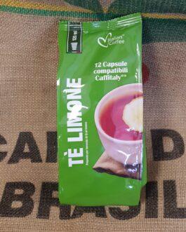 Caffitaly Italian Coffee Tè Limone 12 Pz