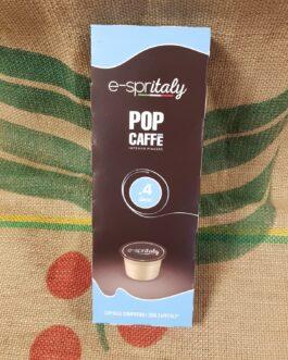 Caffitaly Pop Caffè Dek 10 Pz