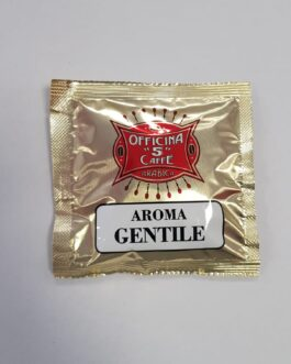 Cialda 44 mm Officina 5 Caffe Aroma Gentile 1 a 300 pz