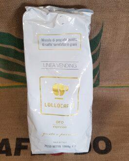 Grani Lollo Caffè Miscela Oro 1 Kg