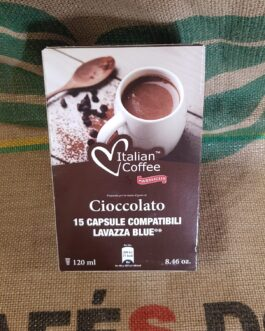 Lavazza Blue Italian Coffee Cioccolato 15 pz