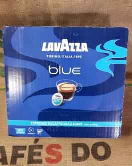 Lavazza Blue Espresso Decaffeinato Soave 100% Arabica 100 pz