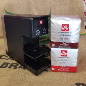 macchina caffe illy iperespresso