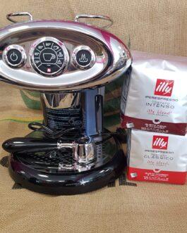 Macchina Caffè Illy Iperespresso x7 + 36 capsule omaggio