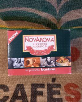 Accessori Novarese Zuccheri Zucchero Aromatizzato al Cacao 50 Pz