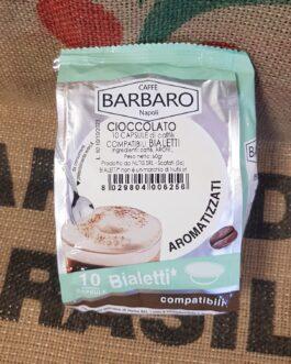 Bialetti Barbaro Cioccolato 10 Pz