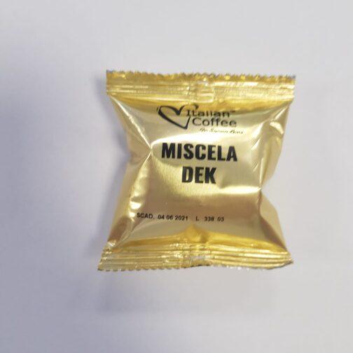 bialetti italian coffee miscela dek