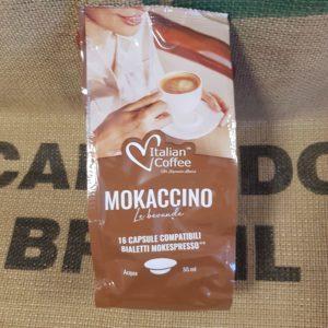 italian coffee mokaccino