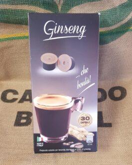 Espresso Cap Termozeta Ginseng 30 Pz