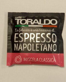 Cialda 44 mm Toraldo Miscela Classica da 1 a 200 pz