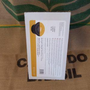 lavazza in black italian coffee elisir
