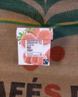 Tè e Tisane Bradley's Tè Frutti Rossi 10 Pz