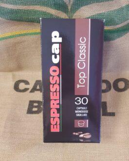 Espresso Cap Termozeta Top Classic 30 Pz