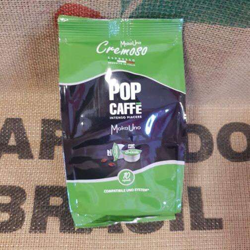 uno system pop caffè cremoso