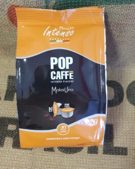 Uno System Pop Caffè Intenso 10 Pz