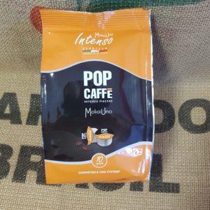uno system pop caffè intenso