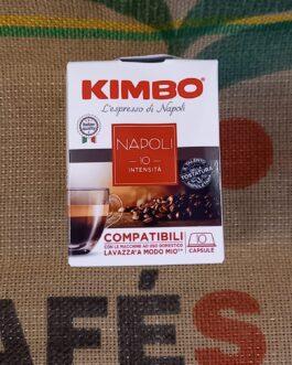 A Modo Mio Kimbo Napoli 10 Pz
