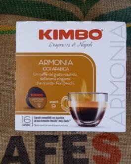 Dolce Gusto Kimbo Armonia 100% Arabica 16 Pz