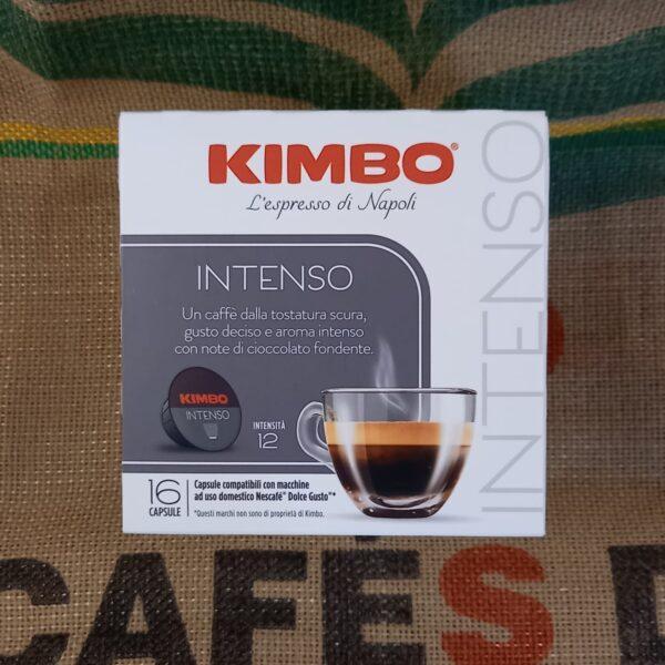 dolce gusto kimbo intenso