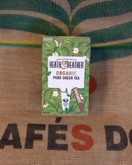 Tè e Tisane Heat & Heather Tè Verde 20 Pz