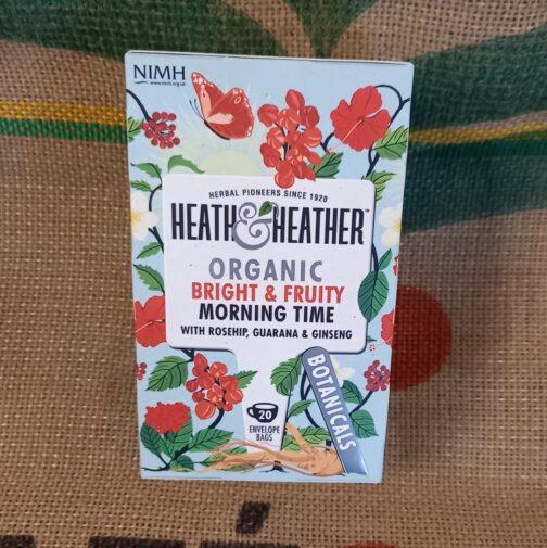 heat heather tisana del giorno