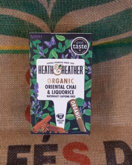 Tè e Tisane Heat & Heather Tisana Echinacea e Mirtillo Rosso 20 Pz