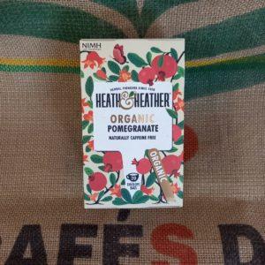 heat heather tisana melograno