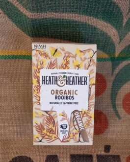 Tè e Tisane Heat & Heather Tisana Rooibos 20 Pz