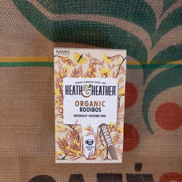 heat heather tisana roibos