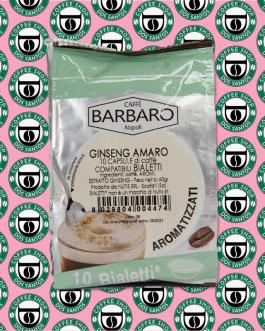 Bialetti Barbaro Ginseng Amaro 10 Pz