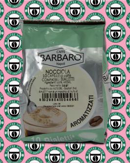 Bialetti Barbaro Caffè alla Nocciola 10 Pz