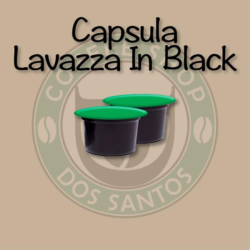 lavazza in black sistema