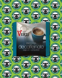 Nespresso Verzì Aroma Decaffeinato da 1 a 200pz