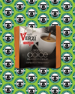 Nespresso Verzì Aroma Dolce da 1 a 200pz